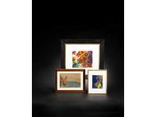Auktionens tre værker af Emil Nolde