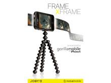 iPhone App Frame X Frame från Joby