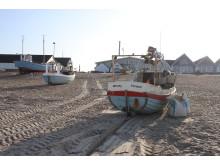 Stranden i Vorupør