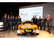Audi Sport Finale 2015 - Audi R8 LMS