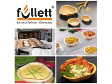 Fuellett, die bio-veganen, essbaren Schalen