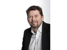 Salgs- og markedsdirektør Rune Eliassen i Leca