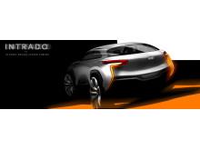 Intrado konceptbil från Hyundai