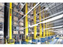 SSI Schäfer er for ottende år i træk kåret som verdens førende leverandør inden for materialehåndtering.