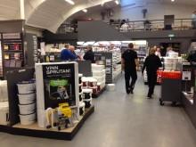 10-års jubileum i Caparols butik i Mölndal (1)