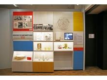 Schautafel zur Ausstellung