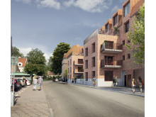 Parkskolan Lärkgatan - från det vinnande förslaget