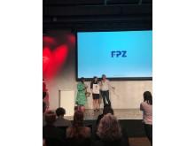 """Verleihung des Digital PR Award in der Rubrik """"Newcomer des Jahres"""" - 2"""