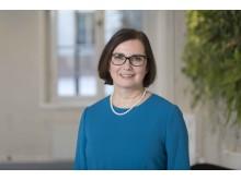 Åsa Scharfe, Kommunikationschef