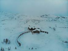 UNESCO utser hotell i Riksgränsen till  bästa. hotelldesign.
