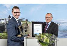 NorthSide er modtager af Region Midtjyllands TurismeVÆKSTprisen 2014