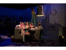 Urpremiär När då då med Unga på Operan