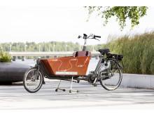 U-bike stor tvåhjuling