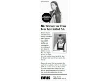 Bris idol - Miriam Bryant