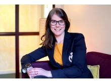 jessica-nordlander-CDO at STS-awarded Sweden's Most Innovative Leader_2019