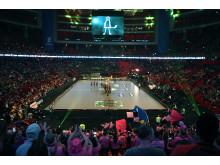 SM-finalen i innebandy avgörs i Globen 22 april 2017.