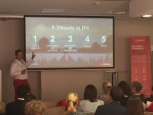 Kommunikationskongress 2016 - Vortrag gemeinsam mit Kunde Primacom