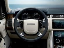 Range Rover Modelyear 2018 - Interior