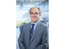 Peter Weinhandl, flygplatsdirektör på Swedavia, Malmö Airport