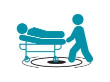 Patient flow solution icon