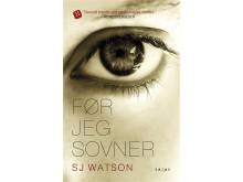 S.J. Watson - Før jeg sovner
