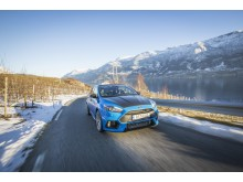 Ford Focus RS-Taxi