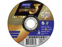 Norton Quantum3 Kapskivor - 1,6 mm