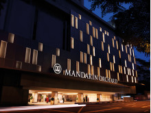 Mandarin Orchard Singapore - Night