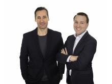 Grundarna Peter Jakobsson & Roberth Risberg