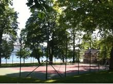 Hotel Skeppsholmen Tennisbana