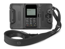 HP 8t Retail Jacket with PED_Pin Entry Device_and shoulder Strap back view