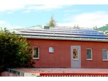 Solceller på Malmuddsgården