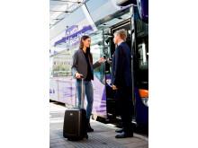 Nettbuss Travel AB är det enda expressbussbolaget i Sverige som är trafiksäkerhetscertifierade.