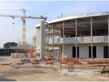 Byggarbetsplats