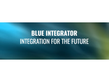 Blue Integrator, Integration for the Future