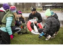 Ungdomsaktiviteter med Sportfiskarna