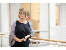 Susann Bard, chef för avdelningen verksamhetsstöd, eHälsomyndigheten