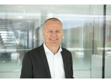 CEVT CEO Mats Fägerhag Press Photo