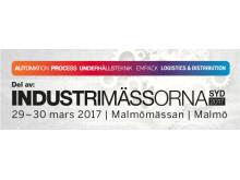 Industrimässorna Syd 2017 - 5 mässor under ett tak