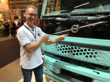 Jan Strandhede, Volvo Trucks