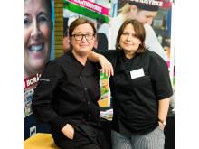 Lena Hansson och Susanne Skansen, Borås stad använder UHR:s validering för att hitta kockar._