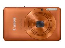 IXUS 130 Orange horisontell