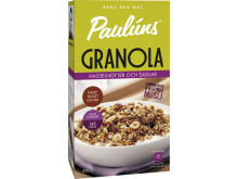 Paulúns Granola - Hasselnötter och dadlar