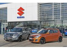 Suzuki 20 år i Danmark