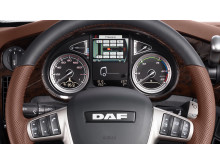 31. DAF XF - Interior - Exclusive Line