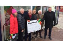Startskottet för projektet gick i torsdags tillsammans med Västerås stad, Ikano bostad och Mimer