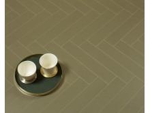 Bjoorn Woodfiber Opaque Green Grey