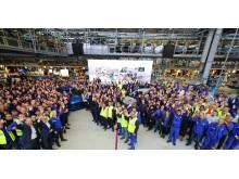 Ford Puma produksjon 2019 Craiova