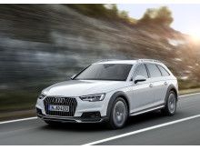 Audi A4 allroad quattro - dynamisk front