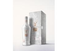 Glenfiddich Winterstorm_Flaska med tillhörande förpackning